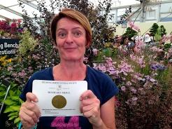 Winner! (Anne Godfrey at Chelsea)