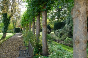 Reveley Lodge Garden