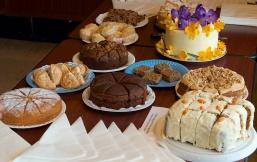 Scrumptious Cakes