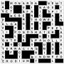 Crossword Winner